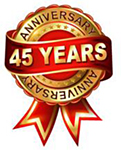 Creative Events - 45th Anniversary